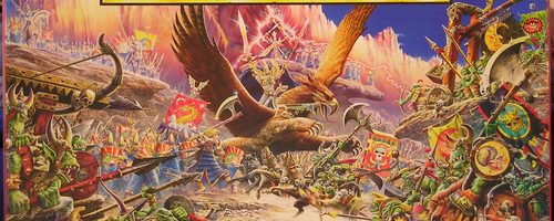 Warhammer Fantasy Battles tendrá  juego Hack & Slash