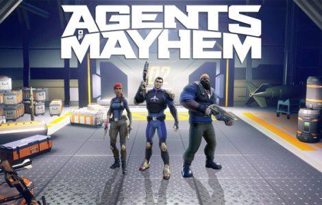 Agents of Mayhem ya tiene fecha de lanzamiento