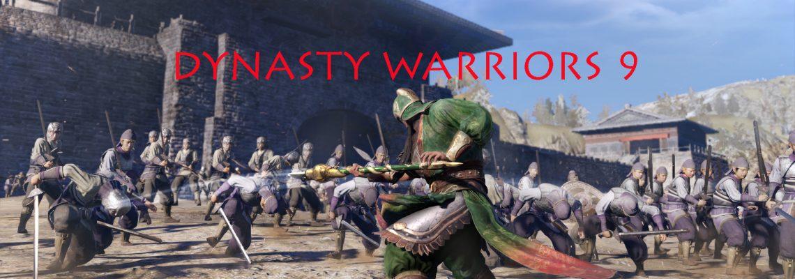 Nuevo trailer de Dynasty Warriors 9