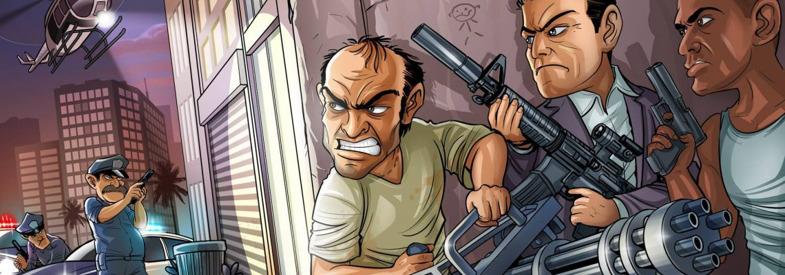 Trucos para Grand Theft Auto V