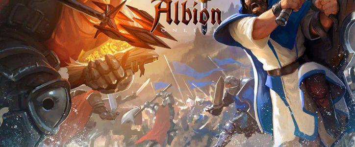 Albion Online ya esta entre nosotros