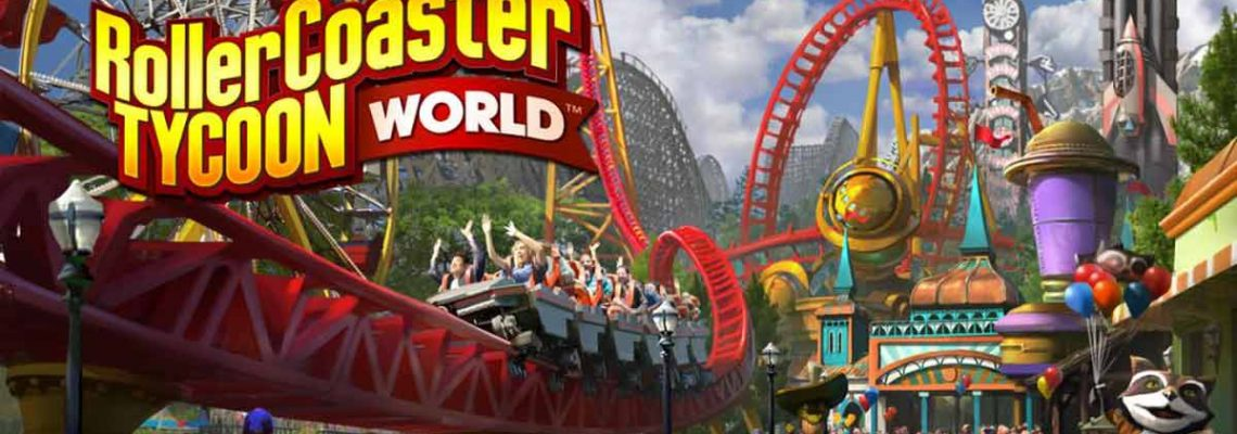 RollerCoaster Tycoon World para PC