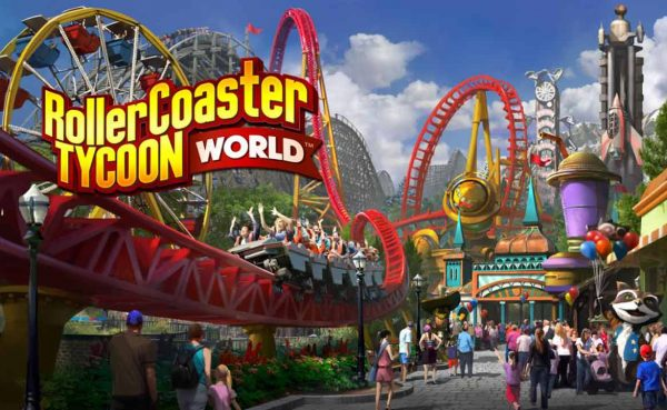 RollerCoaster Tycoon World para PC