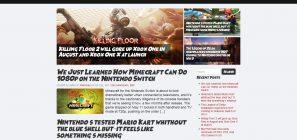 Gaplix: Gaming wordpress theme