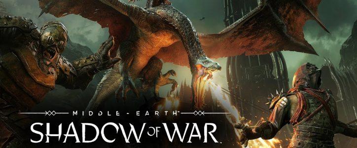 La Tierra media: Sombras de Guerra no llegará a Nintendo Switch