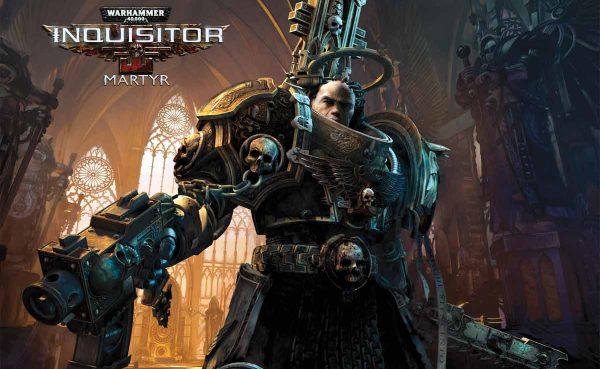 Warhammer 40,000: Inquisitor- Martyr entra en fase de «Acceso Anticipado»