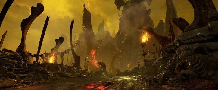 Análisis de Doom 4 (2016)