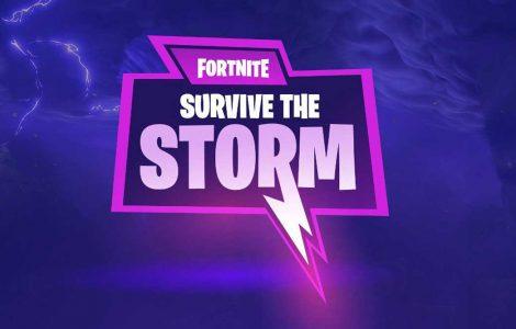 Trailer de Survive the Storm, nueva actualización de Fortnite
