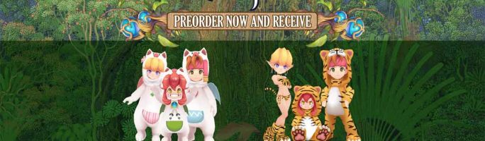 Secret of Mana Remake anunciado para Ps Vita, PS4 y Pc