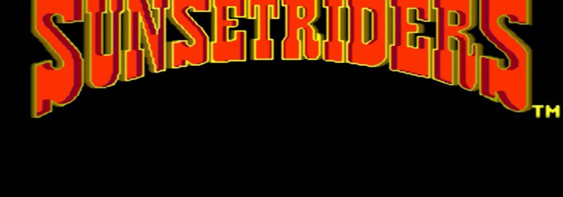 Retoanalisis: Sunset Riders