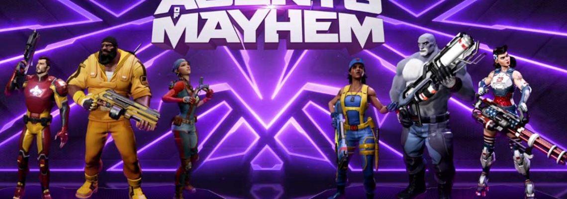 Trucos para Agents of Mayhem