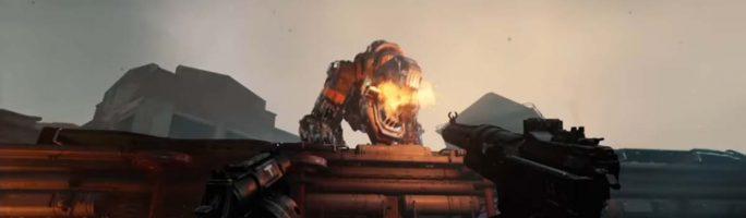 Nuevo trailer de Wolfenstein 2: The New Colossus con nazis montando Panzerhund