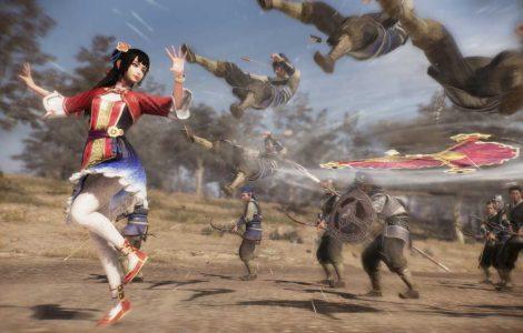 El Musou de Dynasty Warriors 9 será exclusivo de Ps4 en Japón