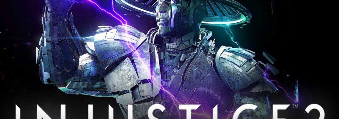 Raiden nuevo personaje de Injustice 2