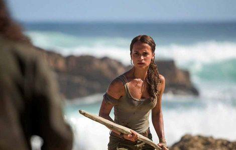 Trailer de Tomb Raider, con Alicia Vikander en el papel de Lara Croft
