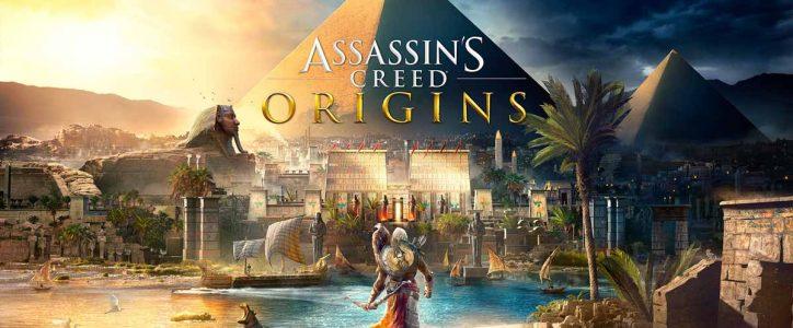 Os desvelamos la lista de trofeos para Assassins Creed Origins