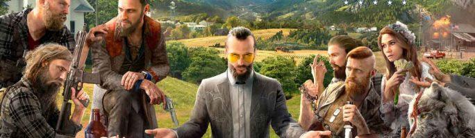 Far Cry 5: Requisitos mínimos y recomendados (Pc)
