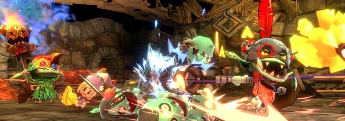 Happy Dungeons supera más de 2.5 millones de descargas en todo el mundo