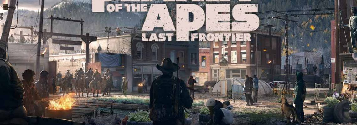 Nuevo Trailer de Planet of the Apes: Last Frontier – Khan (Ps4, Xbox One y Pc)
