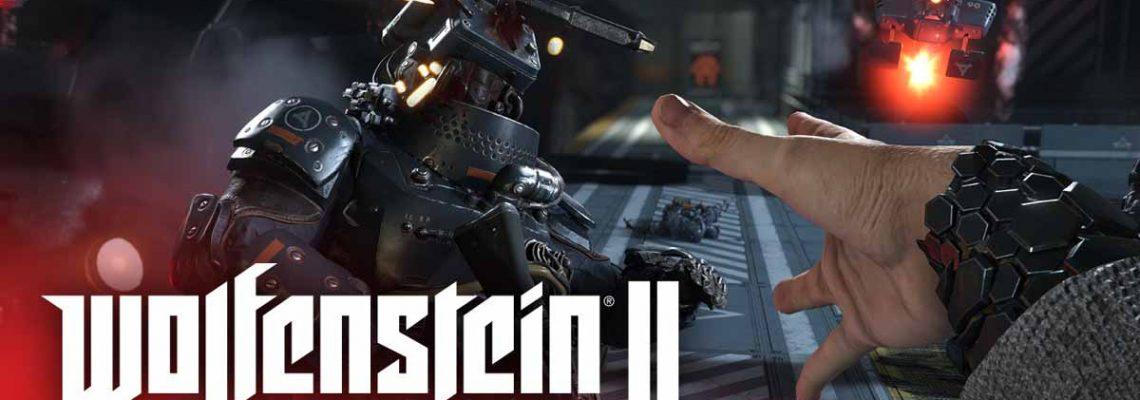 Requisitos mínimos y recomendados para Wolfenstein 2: The New Colossus