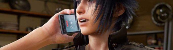 Noctis (Final Fantasy XV) nuevo luchador de Tekken 7