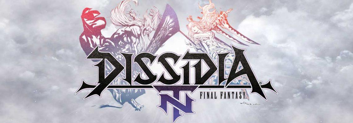 Dissidia Final Fantasy NT tendrá nuevo personaje el 7 de noviembre