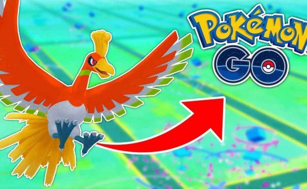 Ya puedes capturar a Ho-OH en Pokémon Go