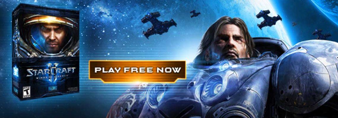 Starcraft 2 se pasa al Free To Play, con restricciones