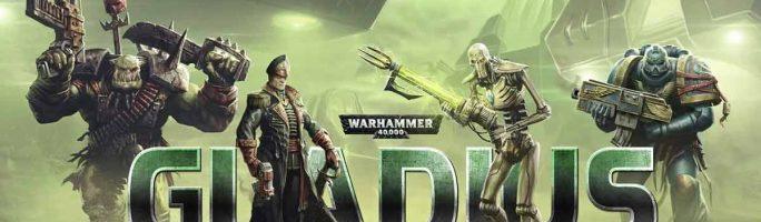 Warhammer 40.000: Gladius anunciado como juego de estrategia
