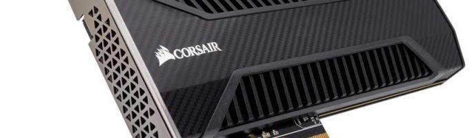Corsair amplia la gama Neutron con el SSD NX500 de 1.6 TB