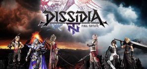 Anunciada la beta abierta para Dissidia Final Fantasy NT, solo en Japón