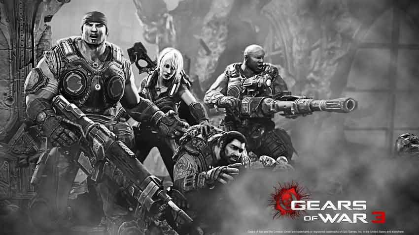 trucos de gears of war 3