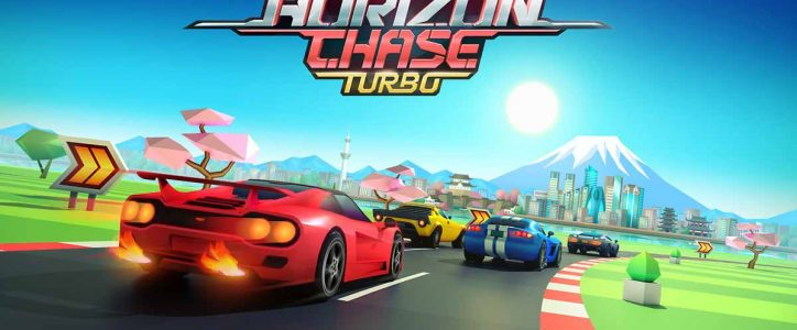 Horizon Chase Turbo anunciado para 2018 en PS4 y Pc