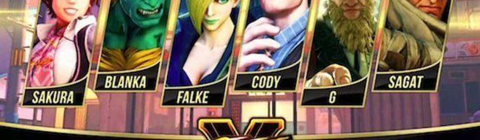 Nuevos luchadores para Street Fighter V de la temporada 3