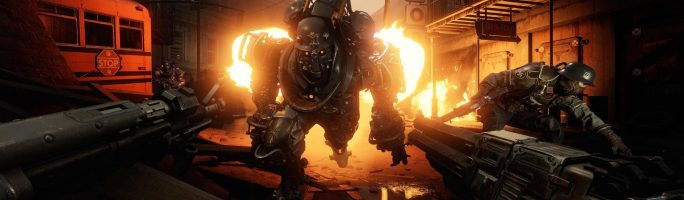 Review Wolfenstein 2: The New Colossus