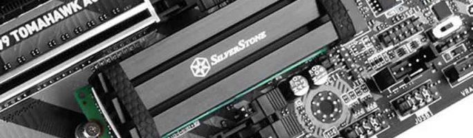 SilverStone lanza el TP02-M2 un disipador para M.2 SSDs