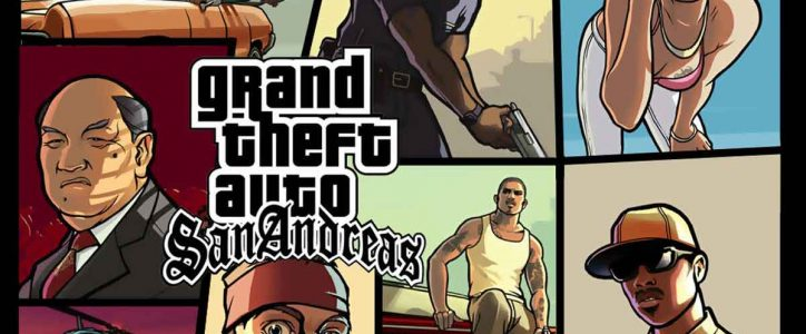 Trucos de San Andreas (Ps2)