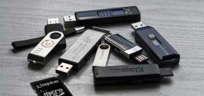 Cómo quitar la protección contra escritura (USB o Pendrive y SD)