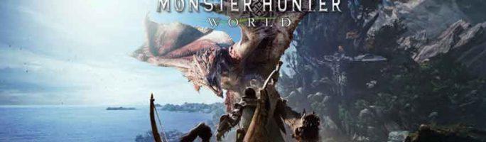 Desvelado el contenido del parche 1.01 para Monster Hunter World