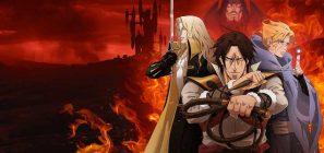 La serie Castlevania regresa con ocho capítulos nuevos