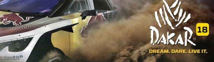 Anunciado Dakar 18, el videojuego oficial