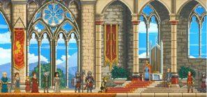 Trailer de Faeland ¿Zelda 2 + Castlevania?