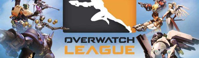 Blizzard da comienzo a la liga de Overwatch