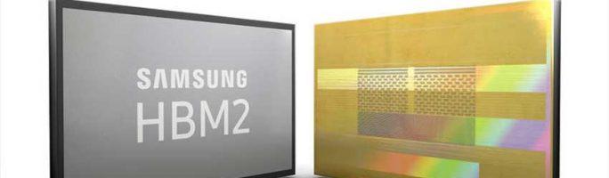 Samsung anuncia su HBM2 DRAM de 8GB a 2.4 Gbps