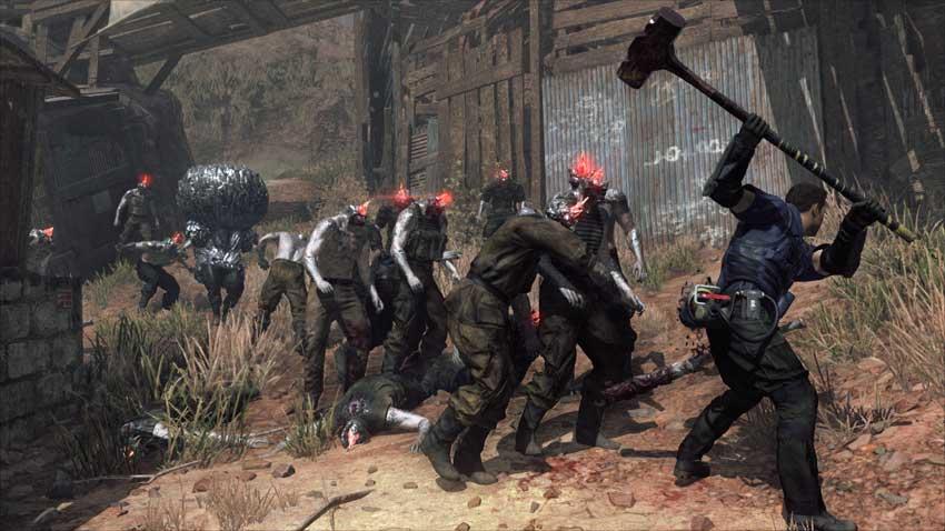 Recetas de Metal Gear Survive