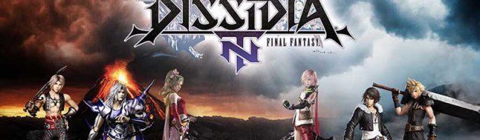 Dissidia Final Fantasy NT: Lista de movimientos de los personajes