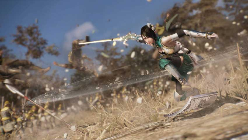 farmear oro y experiencia en Dynasty Warriors 9