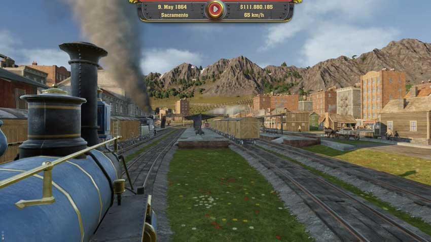 Cómo ganar dinero en Railway Empire