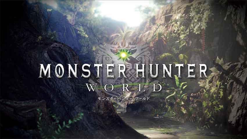Localización de los monstruos en Monster Hunter World