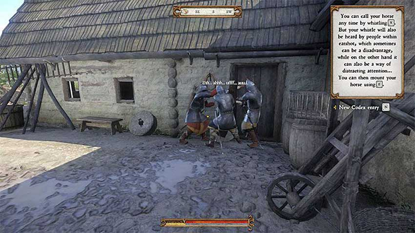 salvar a Theresa en Kingdom Come: Deliverance